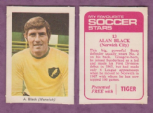 Norwich City Alan Black 13